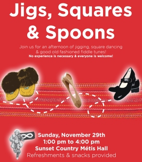 Jigs, Squares & Spoons